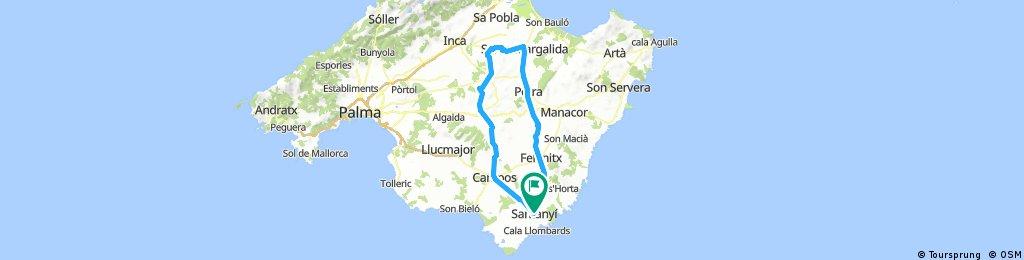 CAMPOS-PORRERES-LLORET-LLUBI-STA.MARGALIDA-PETRA-FELANITX