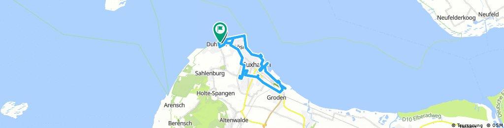 Dunen- Cuxhaven4.11.16