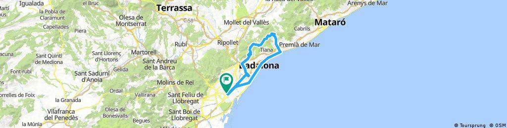 Barcelona-Alella