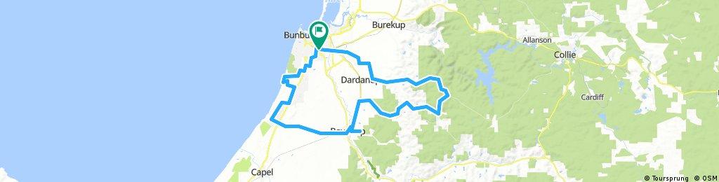 roadie ride 100km