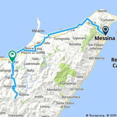 Messina - Sella Mandrazini-Furan