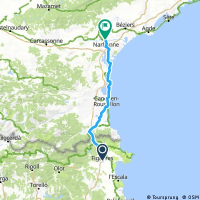 wintertrip 2016 - Figueres / Narbonne (6/x)