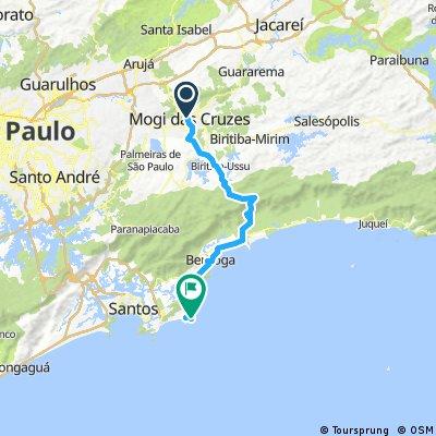Tour Praia do Eden