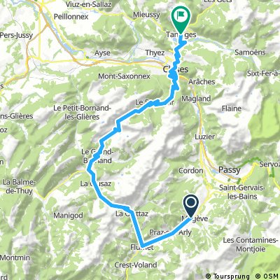 Mighty Etape Alps Experience Route 3