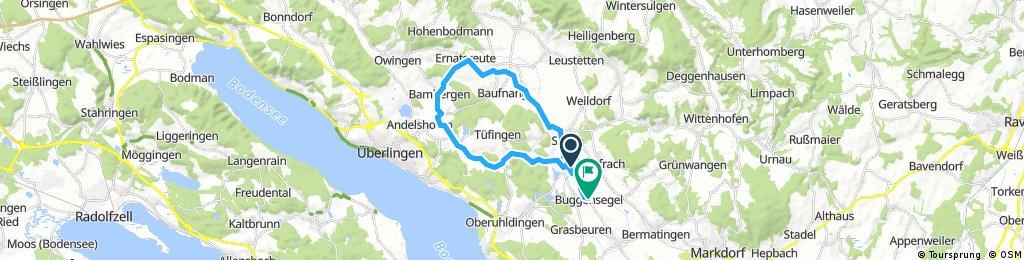 Lippertsreute, Deisendorf, Buggensegel GasthausFrohsinn