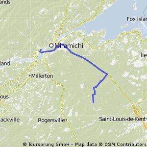 Test ride Miramichi