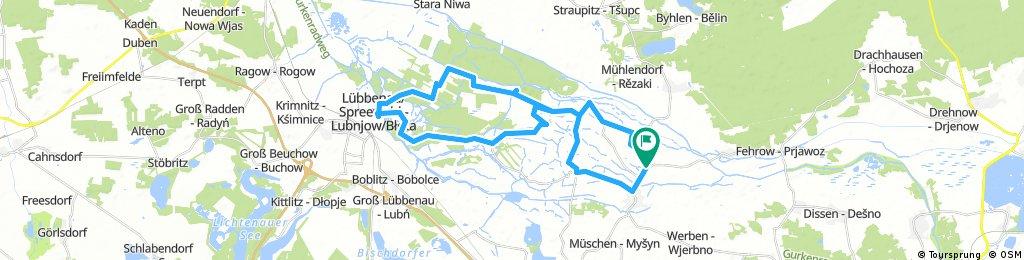 Spreewaldtour 2016