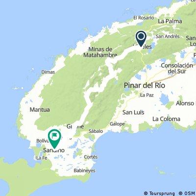 Cuba: Stage 3b option