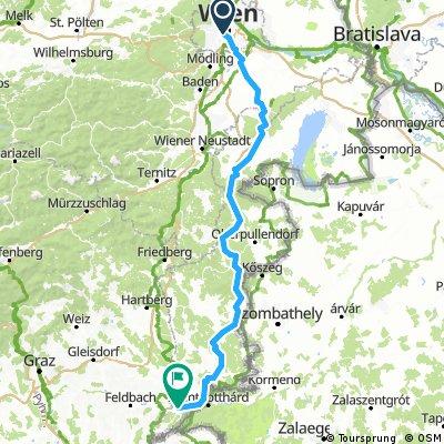 Burgenland -Tour
