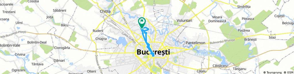 Bucharest by Bike