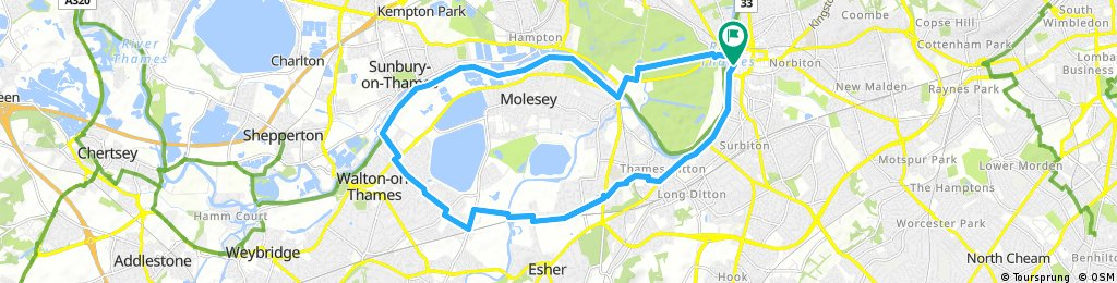Part 2 to Molesey