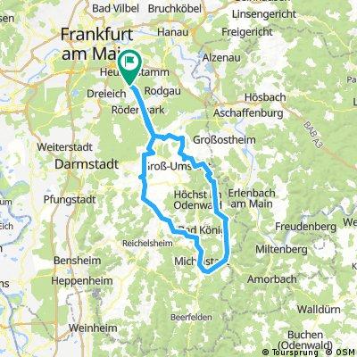 Big Odenwald Runde