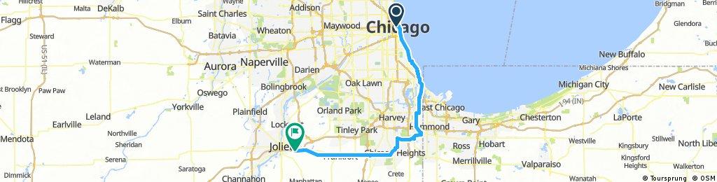 20160912 ACA Route 66 Westbound Chicago-Joliet #acaE6C2_2016