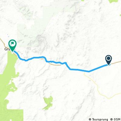 20161017 ACA Route 66 Westbound Laguna Pueblo Casino-Hotel NM - Grants NM #acaE6C2_2016
