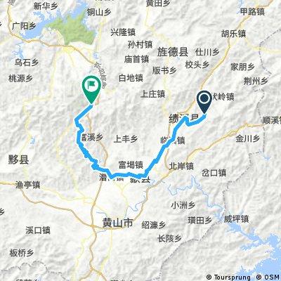 OC3: Kenkoucun - Huang Shan park