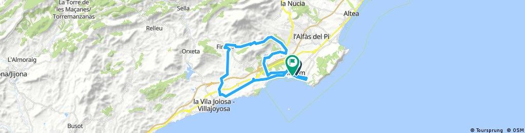 Elite Bikes Route 1 (Easy)