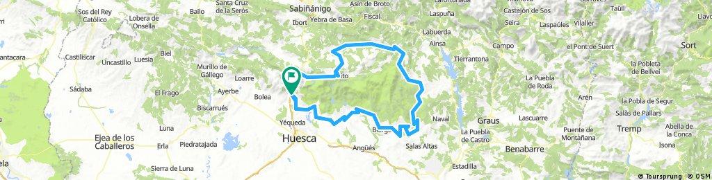 Vuelta a Guara
