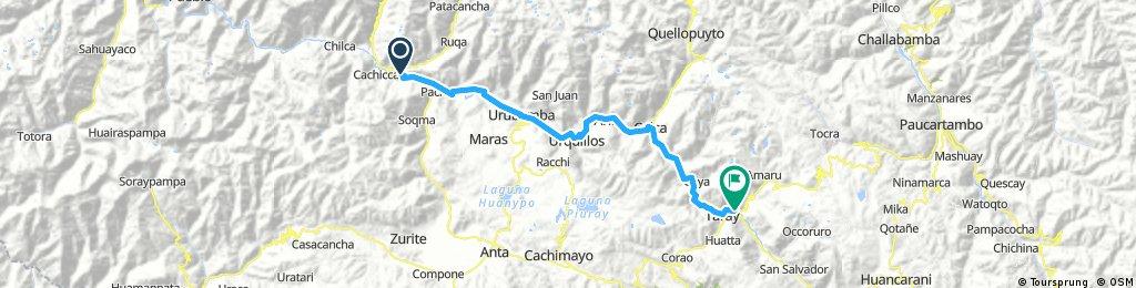 Ollantaytambo  Písac (Valle Sagrado)