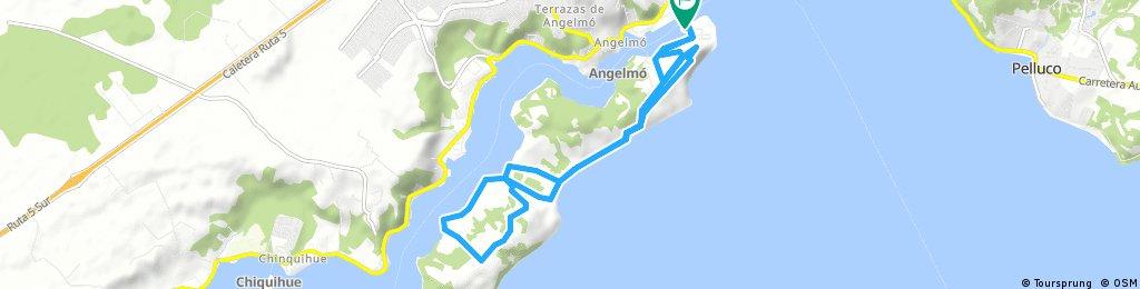 Ruta Isla Tenglo