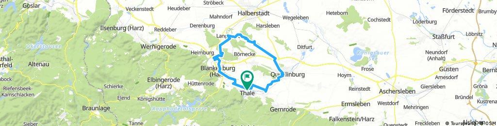 Bike GPS RichTrack Factory Track