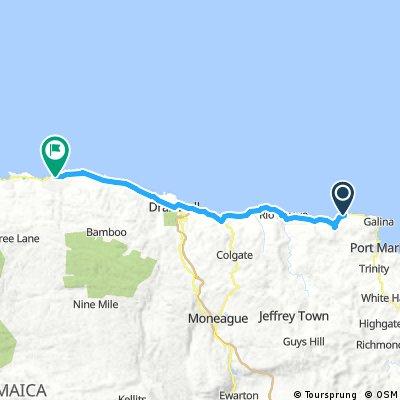 Oracabessa - Runaway Bay