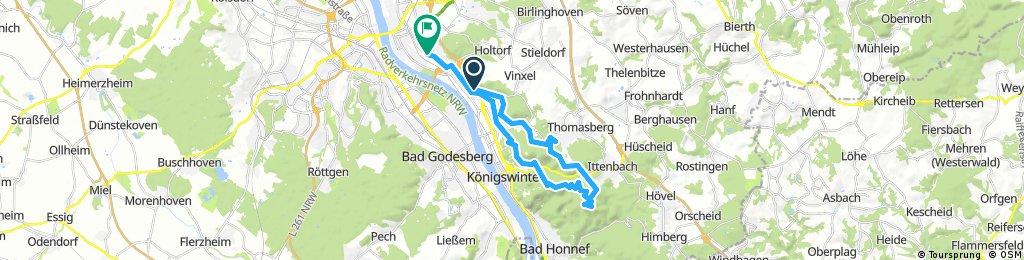 4.12. SP Tour Mit Biene Ralf Dave -3 Grad