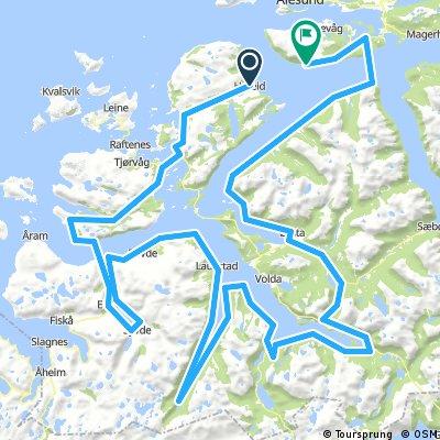 TSTO Tur D Fjordene rundt