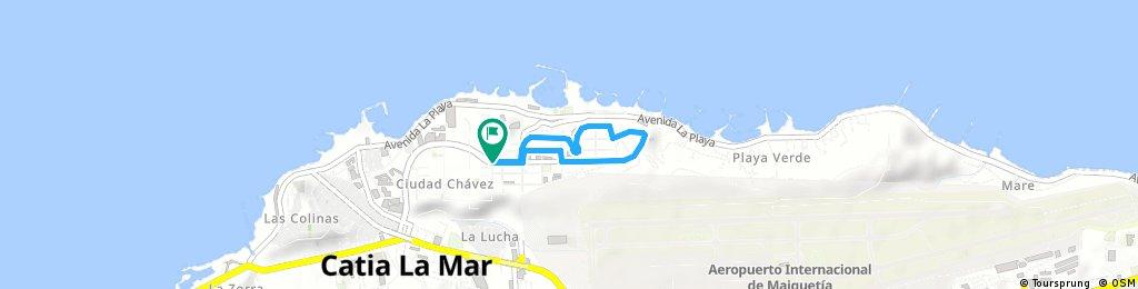 3.40Km Marina Grande