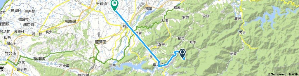 Walk Through 東眼山