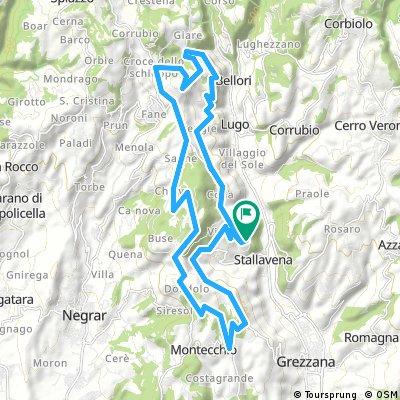 Alcenago - monti-nuvola