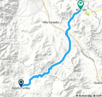 Rancho Arriba - Maimon