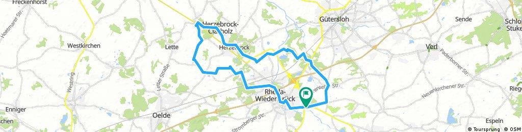 Radtour Taktgefühl 2017