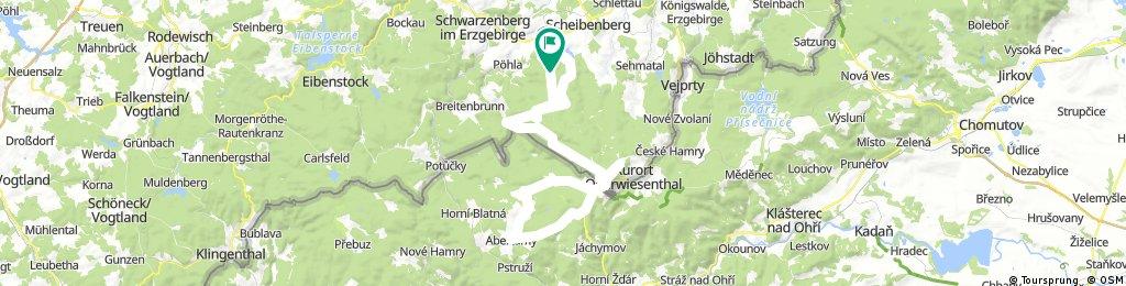 4.Etappe - Erzgebirgstour 2017