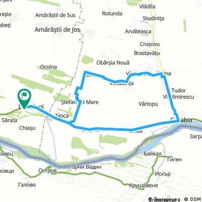 Dabuleni - Corabia - Visina - Stavaru