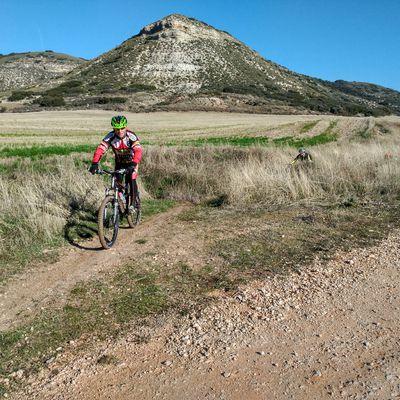 Coslada - Torres de la Alameda - Cerro de la Peluquera - Barranco del Monte Bajo - Torres de la Alameda - Coslada