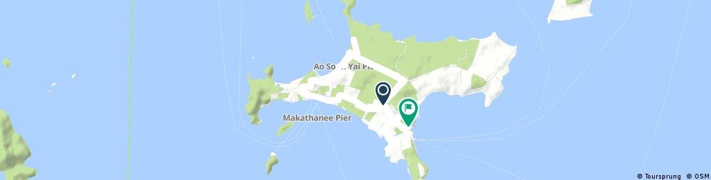 Koh Mak Easy Route