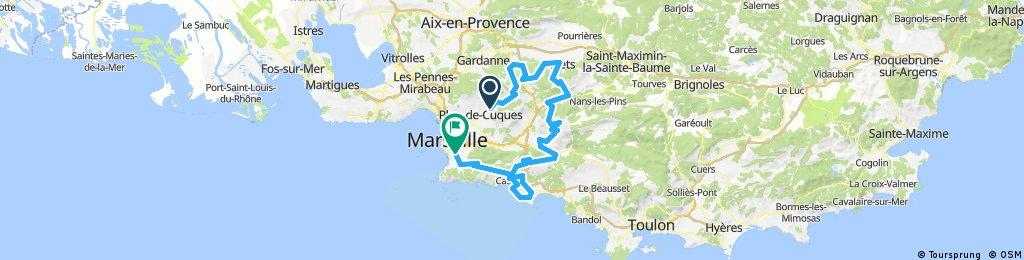 Grand prix la Marseillaise 2017