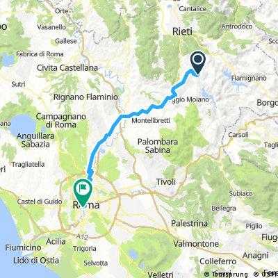 99915bis Rocca Sinibalda - Roma - via Passo Corese