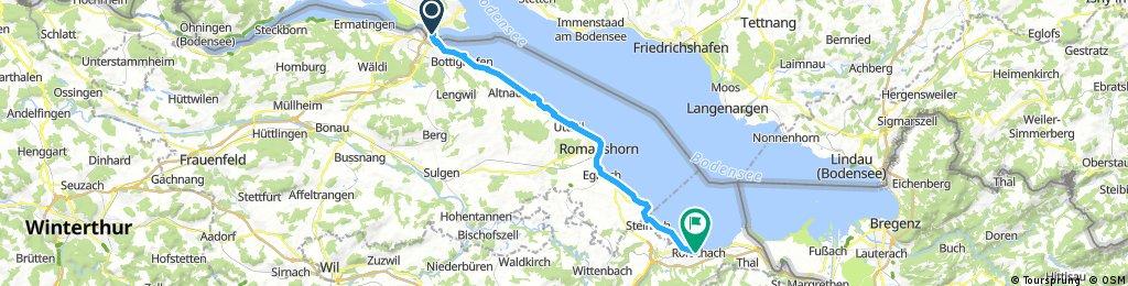 Konstanz - Rorschach