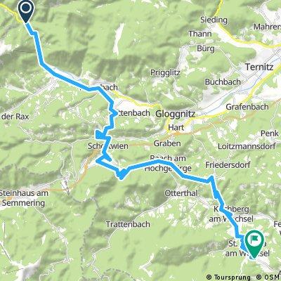 Schanzkapelle Tour