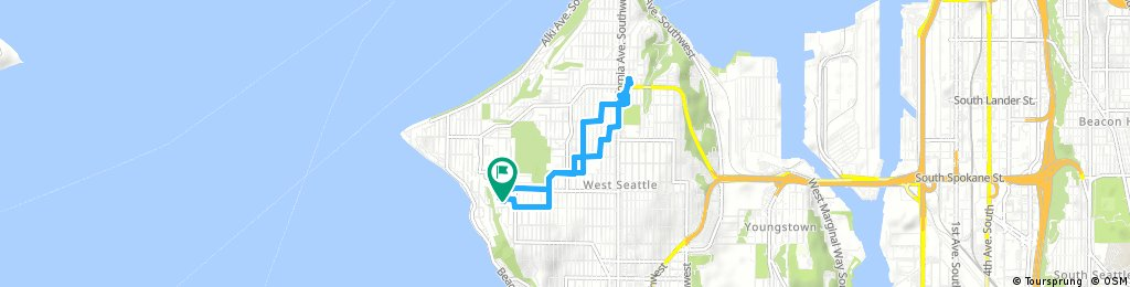 Quick bike tour through Seattle