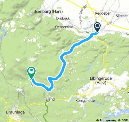 Wernigerode - Brocken