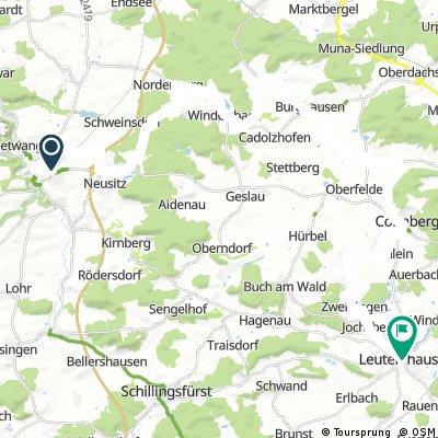 35_Rothenburg ob der Tauber – Leutershausen
