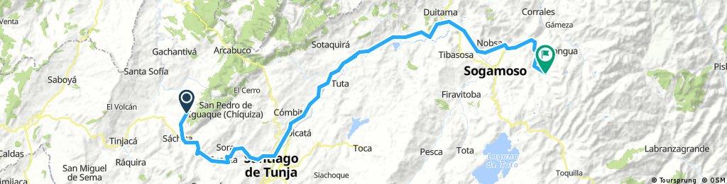 Villa de leyva - Mongui