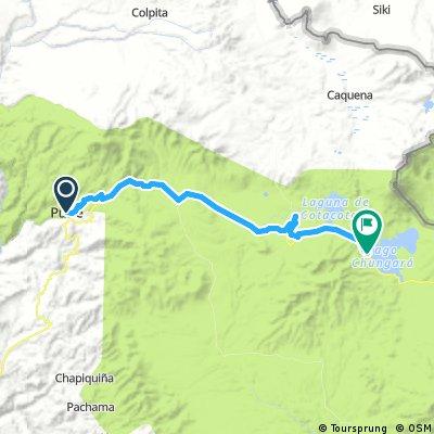 1) Parinacota-Lago Chungara