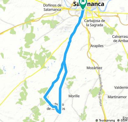 Vuelta a San Pedro de Rozados 2017