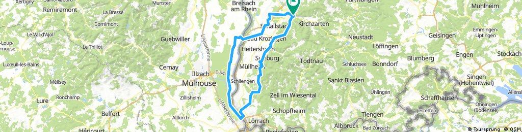 d) 2017  Rhein-Rhone, Markgräfler Land
