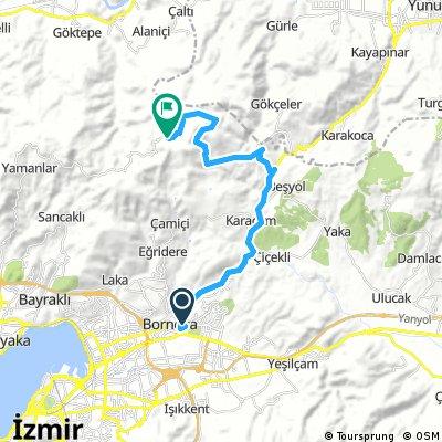 karagöl.24km
