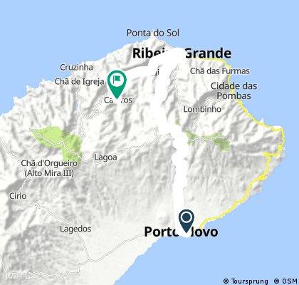 Porto Novo - Ponta1