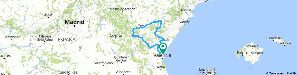 Super Randonnée Camino del Cid